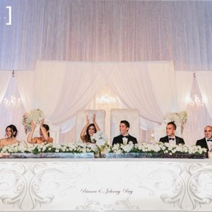 BIANCA AND JOHNNY-RAY – WEDDING CROWN GRAND BALLROOM