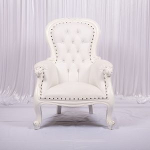 wedstyle-hire-furniture-white-louis-grandfather-arm-chair-1