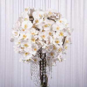 wedstyle-hire-flower-arrangement-white-orchid-stand-2