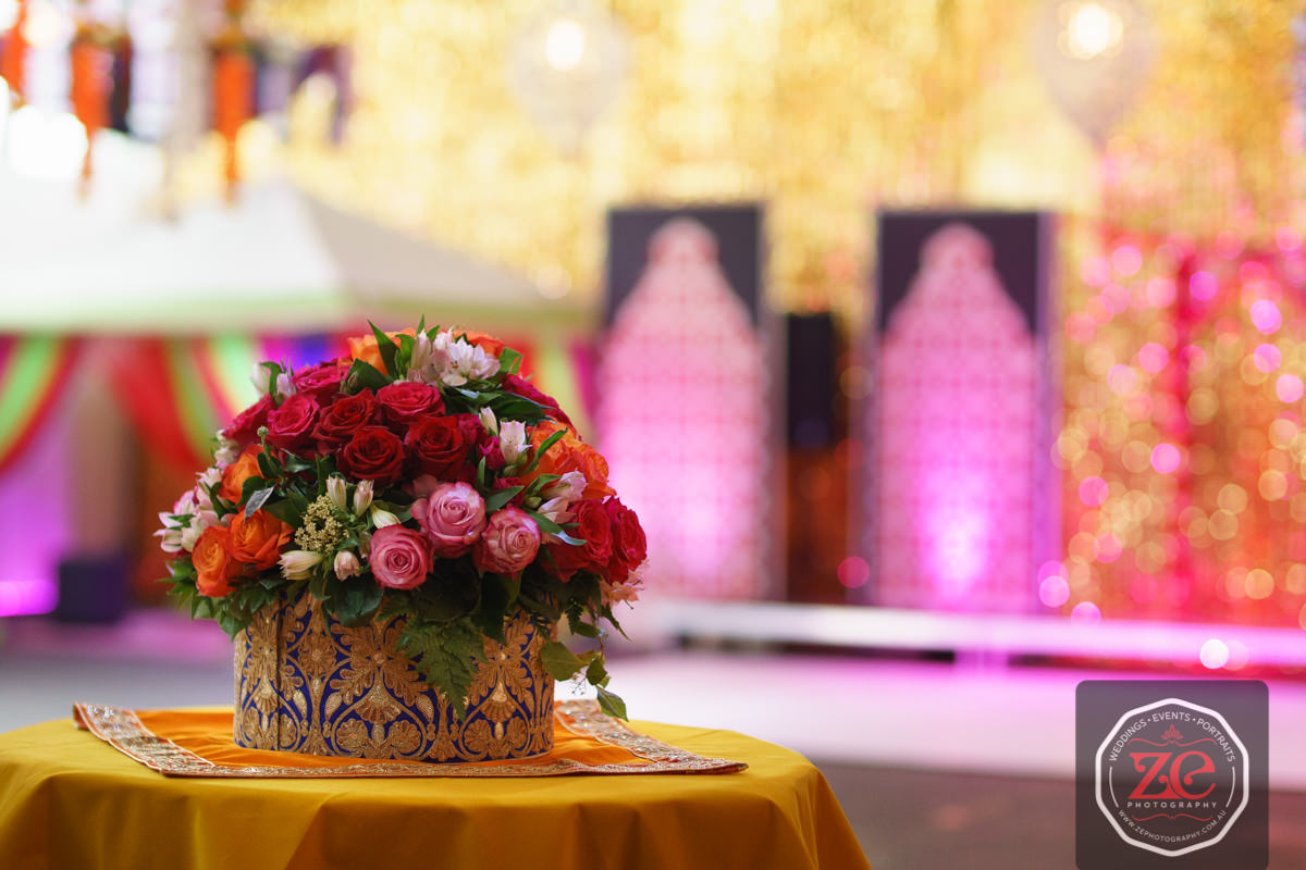 Indian Wedding - Sangeet Night Bollywood Themed Party - wedstyle ...