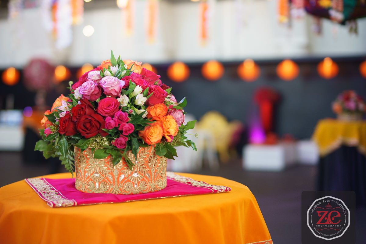 Indian Wedding Sangeet Night Bollywood Themed Party Wedstyle
