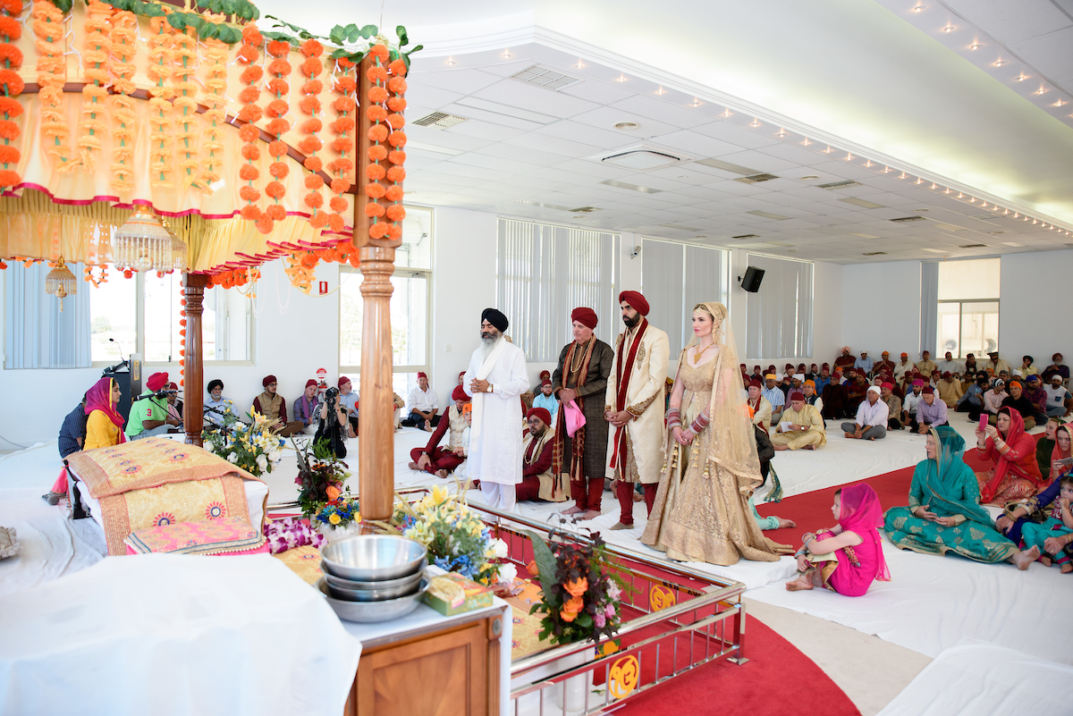 Jessica Navins Indian Wedding At Nedlands Yacht Club Foreshore